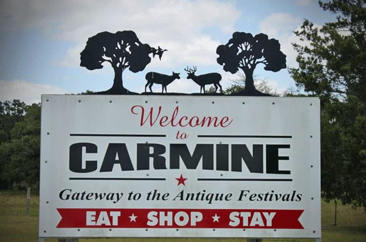 carmine homes for sale